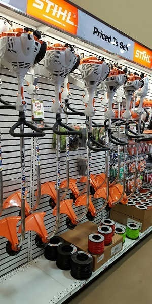 Stihl Equipment at The Rent-It Store