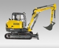 Where to rent EXCAVATOR- 6003 WACKER 12,125 in Saskatoon SK