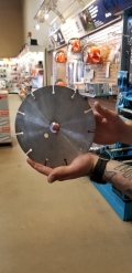 Where to rent SPACER FOR DIAMOND BLADES in Saskatoon SK