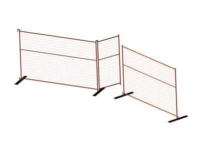 Rent Portable Fencing